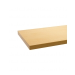 TABLETTE EN BOIS 2400X600X18MM HETRE