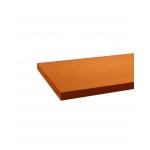 TABLETTE EN BOIS 2400X500X18MM MERISIER
