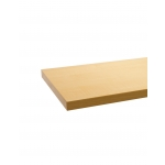 TABLETTE EN BOIS 2400X500X18MM HETRE