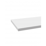 TABLETTE EN BOIS 600X350X22MM BLANC