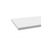 TABLETTE EN BOIS 600X300X22MM BLANC