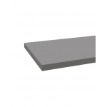 TABLETTE EN BOIS 1200X300X22MM GRIS