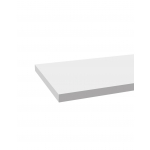TABLETTE EN BOIS 1200X300X22MM BLANC