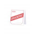 ETIQUETTE BRADERIE 55X120 500PCS
